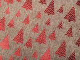Darčekové vianočné / mikulášske vrecko 30x40 cm imitace juty
