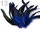 Slepačie perie dĺžka  6-15 cm