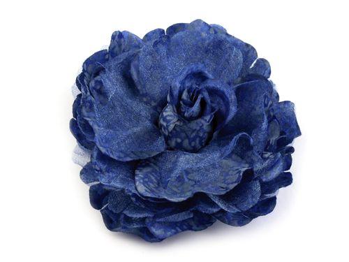 Brošňa / ozdoba ruža  Ø8 cm