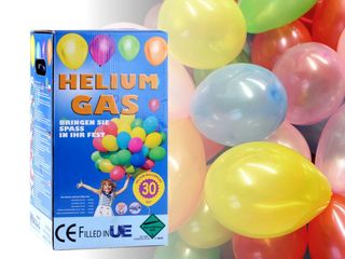 Helium set na 30 balónikov
