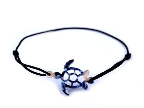 Náramok s korytnačkou