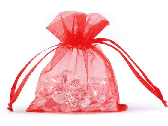 Darčekové vrecúško 9x11 cm organza