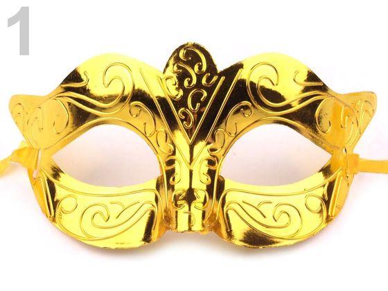 Karnevalová maska škraboška