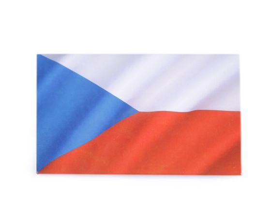 Magnetka vlajka Česká republika