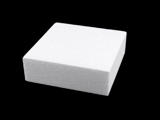 Štvorcový korpus / podstavec 15x15 cm polystyrén