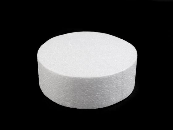 Tortový korpus / podstavec Ø15 cm polystyrén