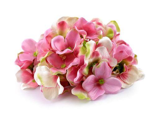 Umelý kvet hortenzie