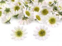 Umelý kvet margarétky Ø20-25 mm