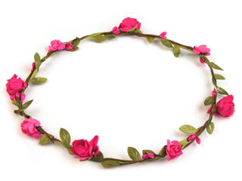Venček ruže Ø18 cm 2. akosť